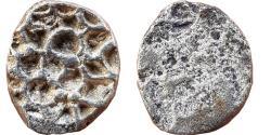 Ancient Coins - INDIA, PUNCH MARK COIN OF KAUSAMBI: AR