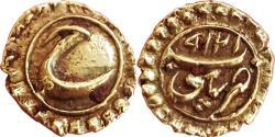 World Coins - MYSORE KINGDOM: TIPU SULTAN (1787-1799 AD), AV FANAM