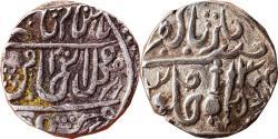 World Coins - INDIA, GWALIOR: Jean Baptiste Filose (1809-1817), AR rupee, 10.78g, 'Seorha'-type coinage,