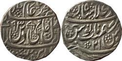 World Coins - INDIA, MUGHAL EMPIRE: Shah Alam II (1759-1806), AR Rupee, 11.18g, Pseudo mint-name Dar al-Khilafa Shahjahanabad,