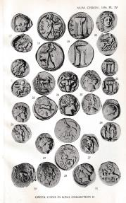 Ancient Coins - The Numismatic Chronicle - Sixth Series Vol. XVI