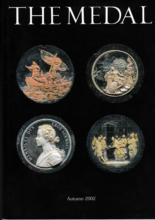 """Ancient Coins - Hinton J., Forming designs, shaping medals A collection of wax models by the Hamerani. Reprinted from """"The Medal"""""""