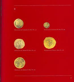Ancient Coins - Raeder J., Die Byzantinischen Münzen im Kestner-Museum Hannover. Bendall Library