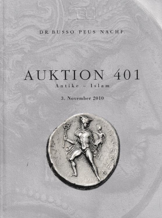 Ancient Coins - Dr. Busso Peus Nachf, Auktion 401 Antike - Islam