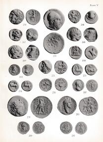 Ancient Coins - Glendining, Catalogue of Greek, Roman and Byzantine Coins also Numismatic Books N. 12