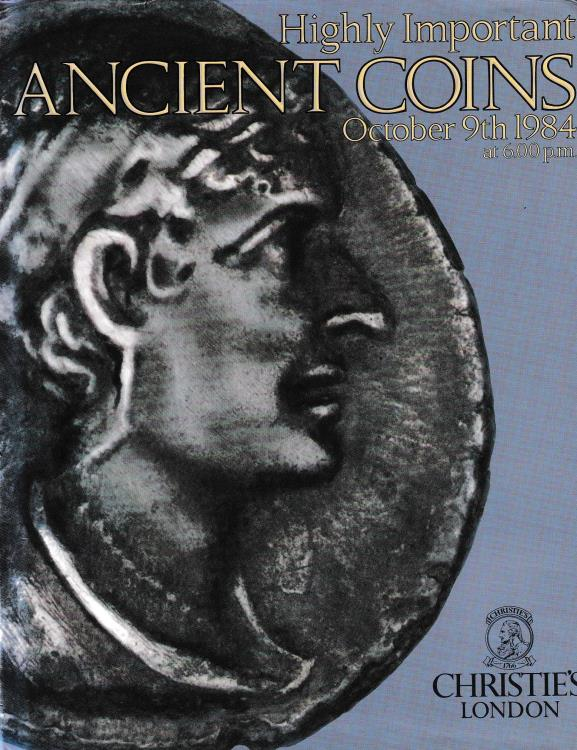 Ancient Coins - Christie's, Highly Important Ancient Coins