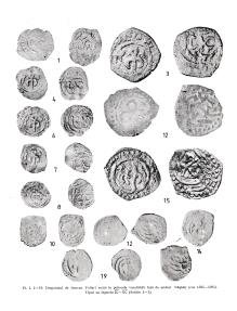 Ancient Coins - Oberlander-Tarnoveanu E. and I., Noi descoperiri de monede emise in zona gurilor Dunarii in secolele XIII-XIV. Reprinted from