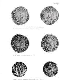 Ancient Coins - Dimitrijevic S., La monnaie du Prince Lazar comparee a la monnaie des autres Princes Regents de Provinces. Reprinted from