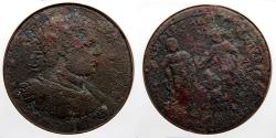 Ancient Coins - MYSIA. Pergamum: Caracalla (AD 198-217), AE Medallion (44mm), NGC VG, The Morris Collection, Massive and Rare!