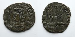 World Coins - SPAIN: Castile and Leon, Nicely Toned