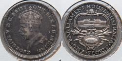 World Coins - AUSTRALIA:  1927 One 1 Florin, KM 31