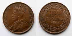 World Coins - CANADA: 1912 Cent