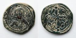 Ancient Coins - BYZANTINE EMPIRE: Anonymous Follis, AE Follis (5.6g), Class I, Scarce