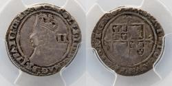 World Coins - GREAT BRITAIN: Charles II, Hammered 2 Pence, PCGS VF 30, S-3326