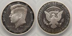 Us Coins - 2005 S Silver Kennedy, 50c, PCGS PR66 DCAM