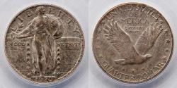 Us Coins - 1930 Standing Liberty 25c, PCGS MS64 FH