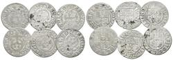 World Coins - POLAND. Lot consisting of 6 coins. Various qualities. TO EXAMINE.