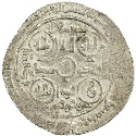 Ancient Coins - ITEM #1522 BUWAYHID (BUYID) MEDIEVAL IRAN, Sultan al-Dawla سلطان الدوله , AR dirham from Shiraz dated AH 406 ALBUM 1581 RARE, intricate design on the obverse