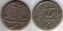 "Ancient Coins -    Item #35341 Agha Muhammad Khan Qajar (AH 1193-1211) Silver 12-shahi,Mazandaran mint. type ""A"" RARE, Album 2847, KM #602,"