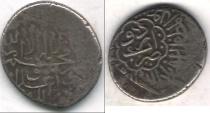 Ancient Coins - ITEM #32322 SAFAVID (IRANIAN DYNASTY) MUHAMMAD KHUDABANDAH (AH 985-995) SILVER 2-SHAHI, URDU MINT, NOT DATED , ALBUM #2620 TYPE B SCARCE MINT