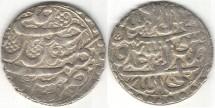 Ancient Coins - Item #32156 Safavid (Iranian Dynasty) Shah Sultan Hussein (AH 1105-1135) silver Abbasi, Mashhad mint (scarce), AH1130 (AD1719), Album #2686, KM #291a (type E)