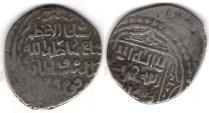 Ancient Coins - ITEM #31101 TIMURID (IRAN) SHAHRUKH (AH 807-850) AR TANKA, Abarquh (Abarkooh) MINT, DATED 829AH (AD1427), ALBUM #2405, rare MINT!!