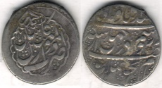Ancient Coins - Item #3485, IRANIAN silver coin, Karim Khan Zand, Abbasi, Kashan (dated 1179AH) Type C, KM #522, Album 2800, affordable piece of history! Perfect strike!