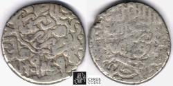 Ancient Coins - Item 32495 Safavid Dynasty: PERSIAN KINGS: Tahmasp I (AH 930-984) silver Shahi, Tabriz mint, AH 949 (AD 1543), Album #2599, full soft strike. very fine, priced to sell