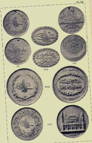 Ancient Coins -  Item 3976, Stanley Lane Poole's Catalog of Oriental coins VOL 8 (The Coins of Turks) O/P RARE 1967 from Ottoman Empire