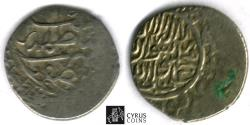 World Coins - Item #32348 Safavid (Persian Dynasty) Tahmasp I (AH 930-984) silver bisti (20 dinars), Isfahan mint, AH (9)61 (AD 1553), Farahbakhsh 17, Album C2605 Zeno --- Rare  dated ,