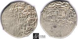 Ancient Coins - Item #32483 Safavid Dynasty, Persian Kings: Tahmasp I (AH 930-984) silver Shahi, Astarabad?/Shiraz? mint, Date off Flan, Farahbakhsh 26, Album #2606, reigned 54 long years!!