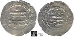 Ancient Coins - ITEM 1530 ISLAMIC, Persia (Pre-Seljuq). Saffarids. Tahir ibn Muhammad. AH 288-296 / AD 901-908. AR dirham. Fars mint. AH 291 (AD 903/4). Album 1404 (SCARCE); ICV 1444. Very Fine