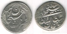 Ancient Coins -      Item #35317 Qajar (Iranian Dynasty), Fath'Ali Shah (AH 1212-1250), silver Riyal, VERY RARE Lahijan لاهیجان Mint, No Date, Album #2878
