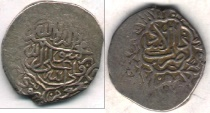 Ancient Coins - ITEM #32323 SAFAVID (IRANIAN DYNASTY) MUHAMMAD KHUDABANDAH (AH 985-995) SILVER 2-SHAHI,{ ARDABIL} MINT, NOT DATED , ALBUM #2620 TYPE B SCARCE MINT