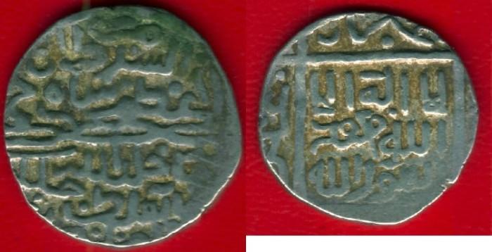 World Coins - Item #3161 Timurid (Iran) Shahrukh (AH 807-850) AR tanka, Amol mint,  No Date, Album 2405