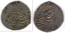 Ancient Coins - TEM #32324 SAFAVID (IRANIAN DYNASTY) MUHAMMAD KHUDABANDAH (AH 985-995) SILVER 1/2 tanka, SARI MINT, not DATED, ALBUM #A-2625 local standard, RARE TYPE
