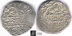 Ancient Coins - Item 32481 Safavid Dynasty: PERSIAN KINGS: Tahmasp I (AH 930-984) silver Shahi, Kirman mint, AH 949 (AD 1543), Album #2599, sharp strike. good very fine, rare mint