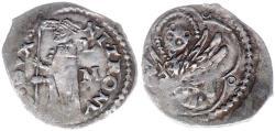 World Coins - ITALY, Venezia (Venice). Nicolò Tron. 1471-1473. AR Soldino.§4