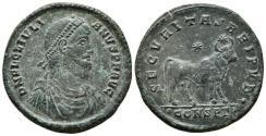 Ancient Coins - JULIAN II APOSTATA (360-363). Double Maiorina. Constantinople.