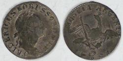 World Coins - GERMANY - Silesia, Friedrich II, 1781 B, 3 Kreuzer, about EF
