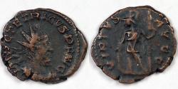 Ancient Coins - ROMAN IMPERIAL, Tetricus I (271-274 AD), 272-273 AD, Antoninianus, Choice Very Fine