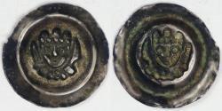 World Coins - GERMANY - Schöngau, Ludwig II von Bayern (1268-94) Bracteate, Extra Fine