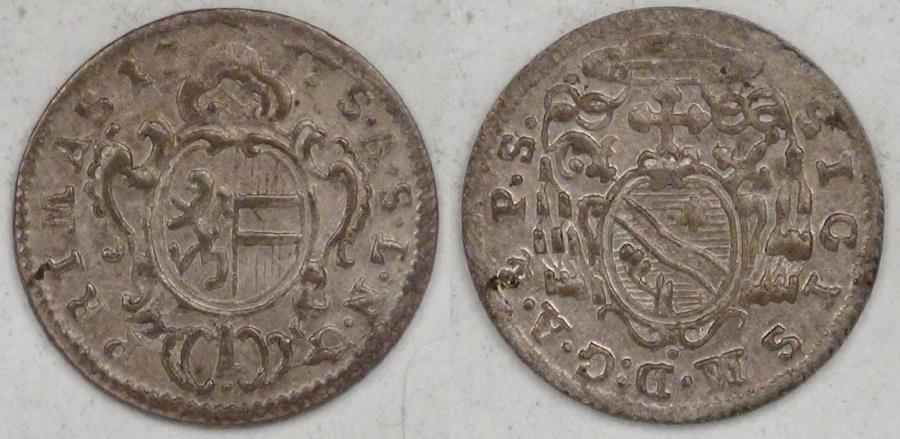 World Coins - AUSTRIA - Salzburg, Sigmund III, 1757 Kreuzer