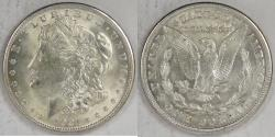 Us Coins - 1921-S Morgan Dollar, MS-63