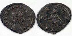 Ancient Coins - ROMAN IMPERIAL, Claudius II, Gothicus (268-270 AD) 268-269 AD Antoninianus, about Extra Fine