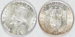 World Coins - PANAMA - Republic, 1962, 1/10 Balboa, AU
