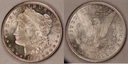 Us Coins - 1880-S Morgan Dollar, MS-63