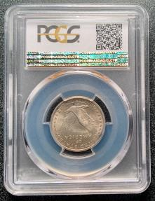 US Coins - 1917-D Standing Liberty Quarter (Type 1) graded MS-62 by PCGS