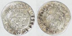 World Coins - POLAND - Kingdom, Sigismund III Vasa, 1623, 3 Polker (3 Półtorak), Choice VF