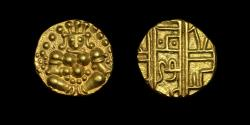 World Coins - INDIA, MEDIEVAL (EASTERN DECCAN) MADAKERI NAYAKA I GOLD PAGODA